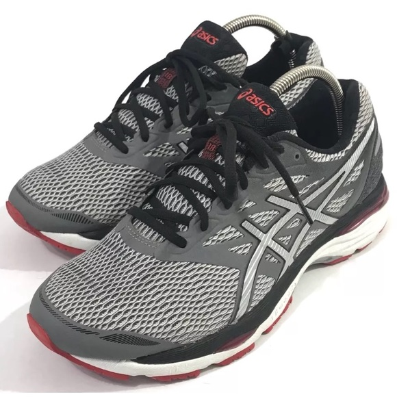 6be2b2902153 Asics Other - Asics Gel Cumulus 18 Athletic Lace Up Shoe Men 8.5